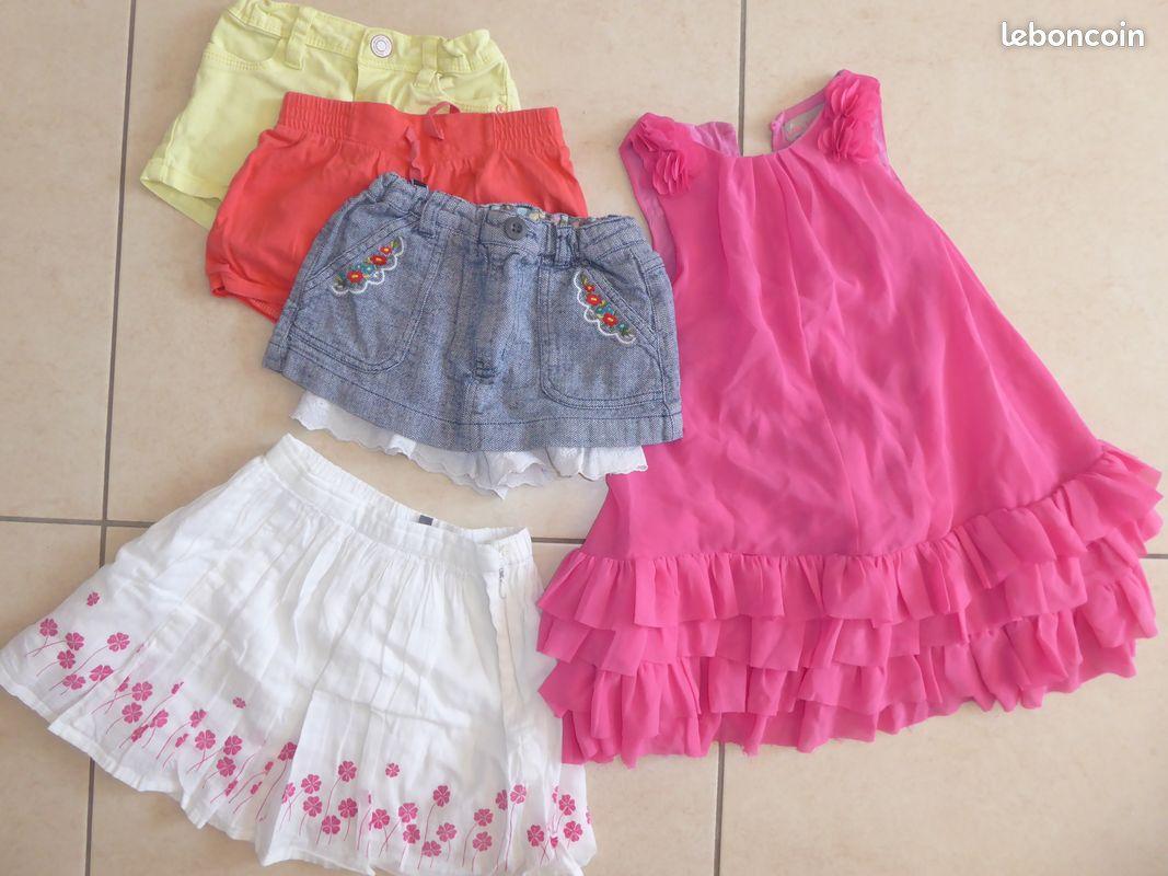 Lot vêtements fille 3 ans