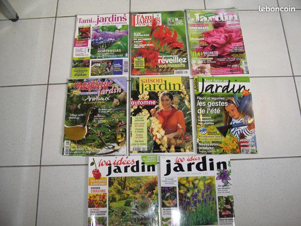Revues de jardinage - Le Mas-dAgenais - Revues de jardinage - Le Mas-d'Agenais