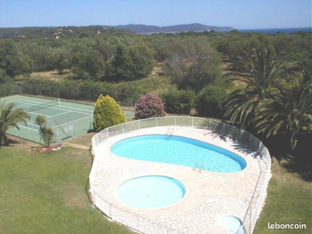 Cavalaire sur Mer - Appartement - 6 pers - 2 ch - Piscine
