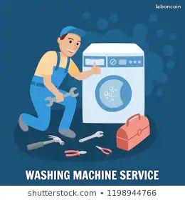 Dépanneur dépannage machine à laver