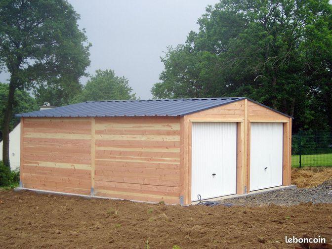Douglas Bois Classe : Garage 6 x 6 ML BOIS DOUGLAS Bricolage Ain – leboncoin.fr