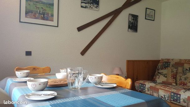 Les Avanchers Valmorel - Appartement - 5 pers - 1 ch