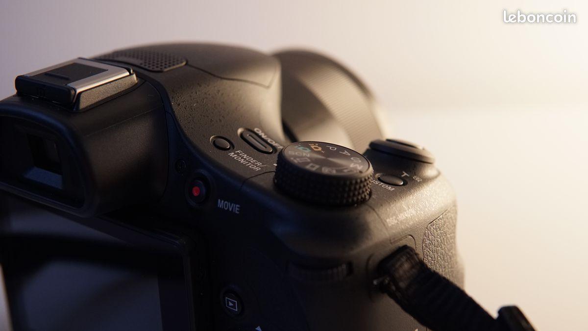 Sony dsc-hx400v | état impeccable
