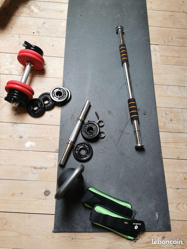 Nécessaire de fitness