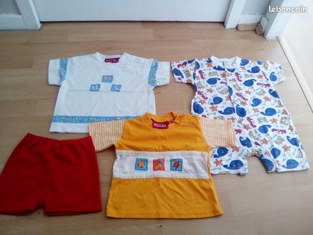 Lot 6 pièces vêtements de marques fille 12 ans TBE Lots