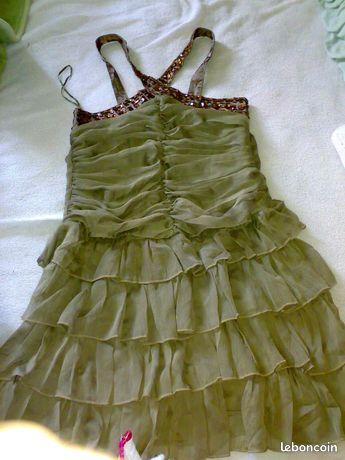 Robes de soirée taille S - Corbeil-Essonnes - robe de soirée, taille S, la robe est à 15 euros, possibilité de prix pour un lot  - Corbeil-Essonnes