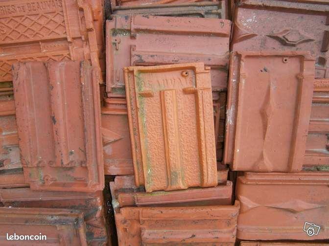 Lot tuiles m caniques de beauvais mantes bricolage yvelines - Tuile de beauvais ...