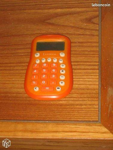 Calculatrice lexibook fournitures de bureau paris - Fourniture de bureau paris ...