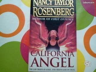Tat California Angel de Nancy Taylor Bradford - Ifs - California Angel de Nancy Taylor Bradford Version originale 289 pages  - Ifs