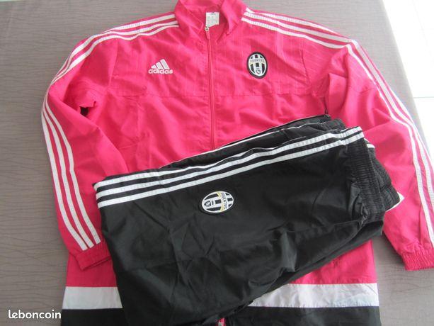 Turin Xl Adidas Neuf Lu12 Juventus Survetement PkX80Onw