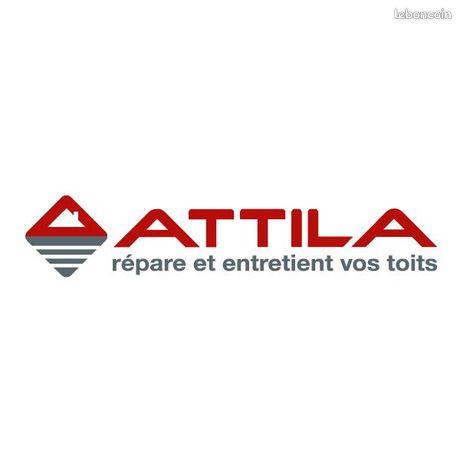 Technicien Toiture ATTILA - Couvreur/Zingueur (H/F)