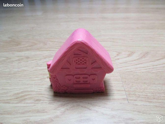 petite cabane rose jeux jouets eure et loir. Black Bedroom Furniture Sets. Home Design Ideas