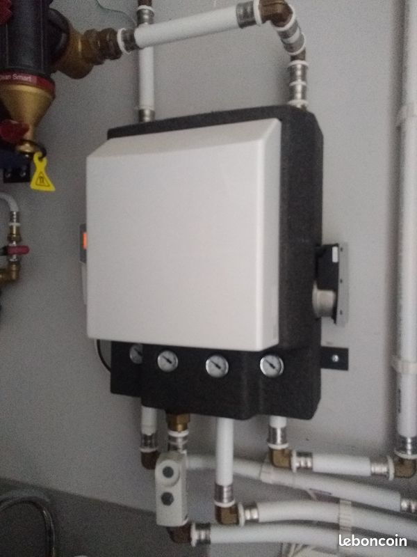 Kit bi-zone daikin bzka7v3