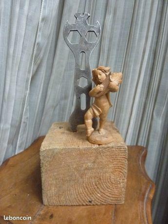 Étonnante et spectaculaire sculpture creation, piece unique