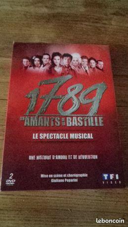 DVD LES BASTILLE LA AMANTS TÉLÉCHARGER DE 1789