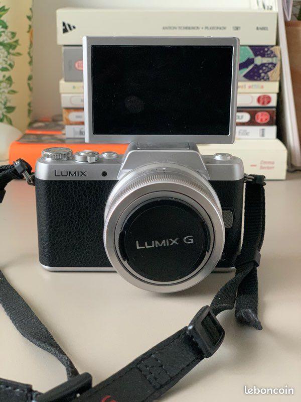 Panasonic lumix g dmc-gf7 en très bon état