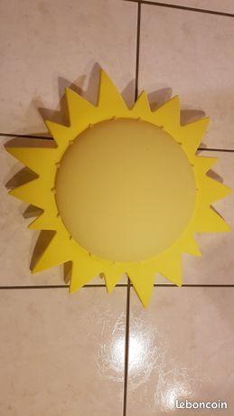 Plafonnier lustre soleil IKEA diamètre 60 cm