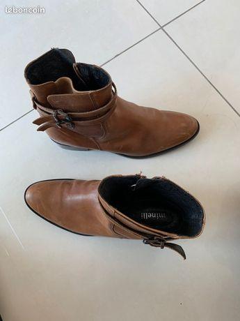 Bottines ou boots Minelli
