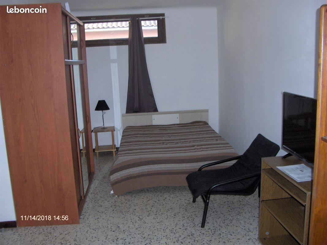 Studio meublé avec balcon Avignon