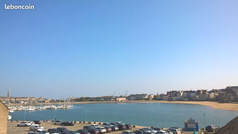 Bel appartement vue plage bord de mer