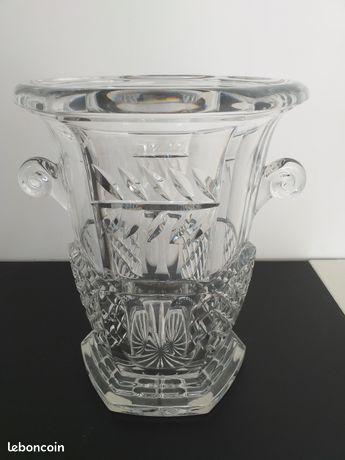 Vases en cristal