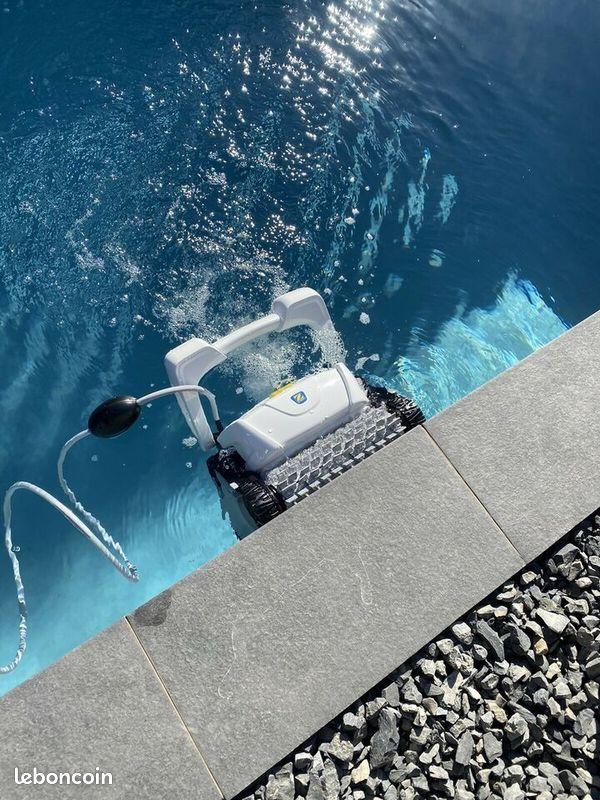 Robot de piscine zodiac rc 4370