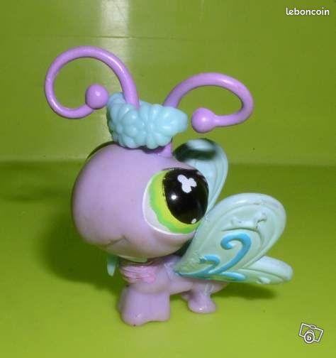 Petshop 478 papillon jeux jouets tarn - Petshop papillon ...