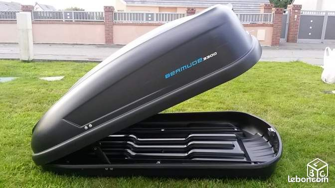 coffre de toit 330 litres prestations de services seine maritime. Black Bedroom Furniture Sets. Home Design Ideas