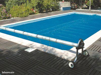 Bache solaire & bache hivernage pour piscines