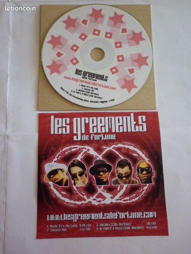 Cd groupe greement de fortune cd musique bouches du for Le bon coin bouches du rhone