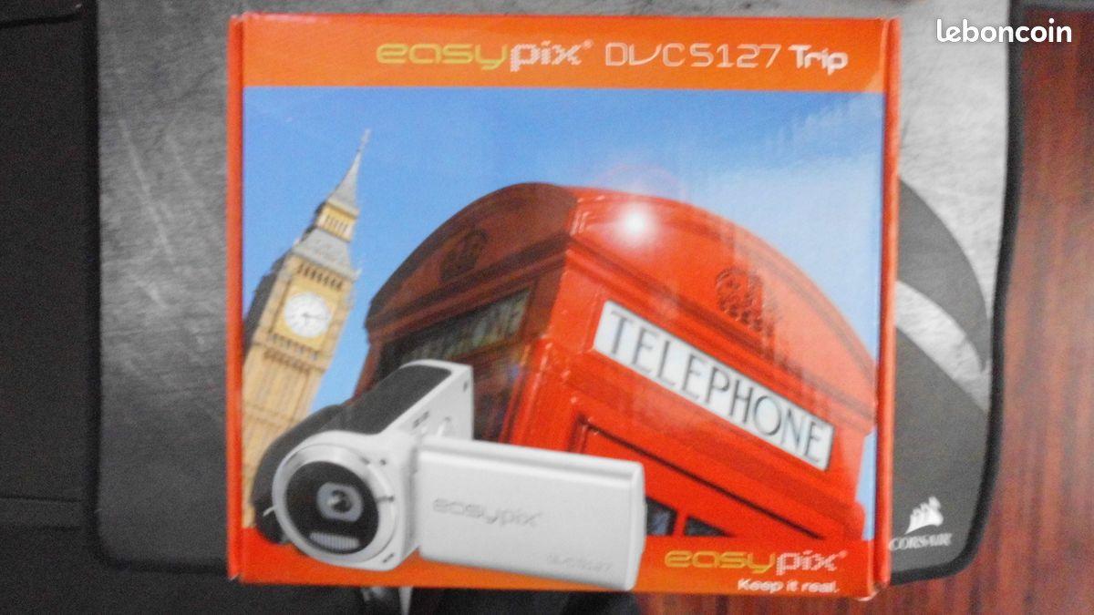 Caméscope numérique easypix dvc 5127 trip