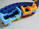 Train playmobil 1 2 3