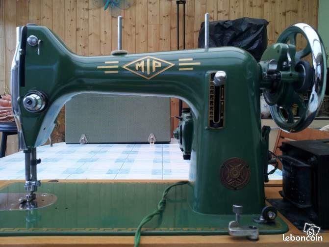 Machine coudre ancienne de marque mip ameublement pas de for Machine a coudre 80 euros