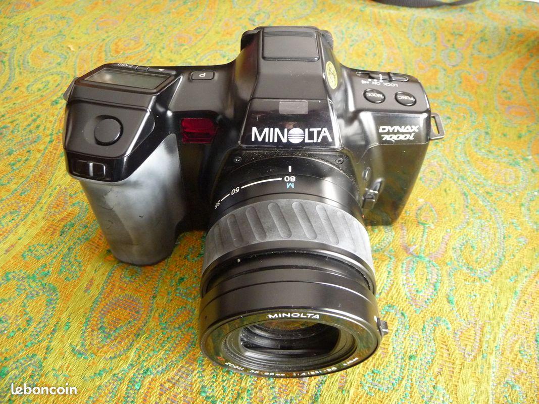 Vends appareil photo argentique
