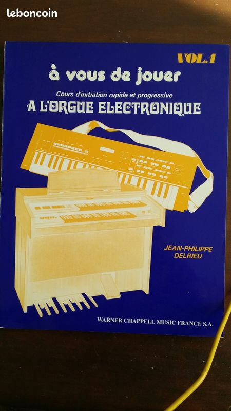 Initiation a l orgue