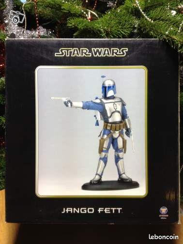 Statue attakus star wars jango fett n 0970 1500 - Colissimo agence haute garonne ...