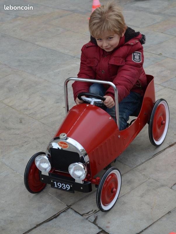 Catégorie   Jeux et Jouets   voiture pedales  jouet ancien  morellet  guerineau 6aaf8866981a