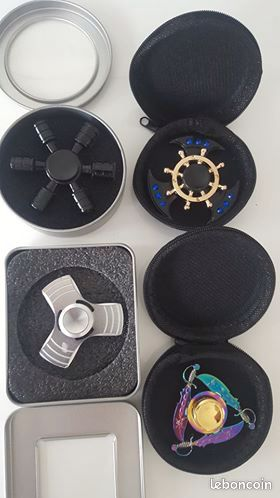 Hand spinner de collection