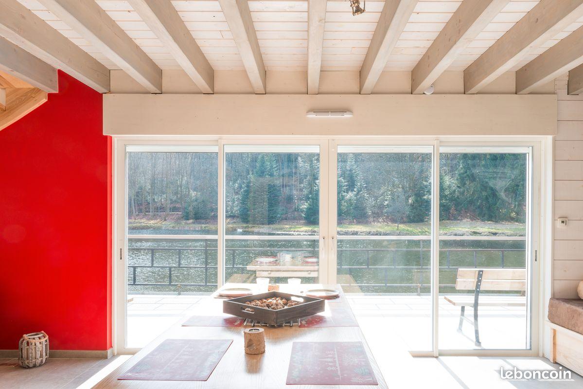 Gite insolite ecologique vosges epinal sauna spa