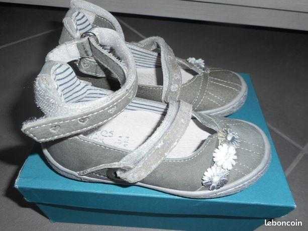 d324f42c5b13d Chaussures babies fille été Cypres neuves - Wierre-Effroy - chaussures  babies fille été Cypres