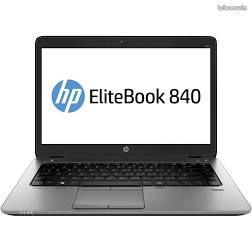 PC Portable HP EliteBook 840 Neuf i5/ 8 giga/ 256 giga SSD avec Windows 10 Pro et Office 2019