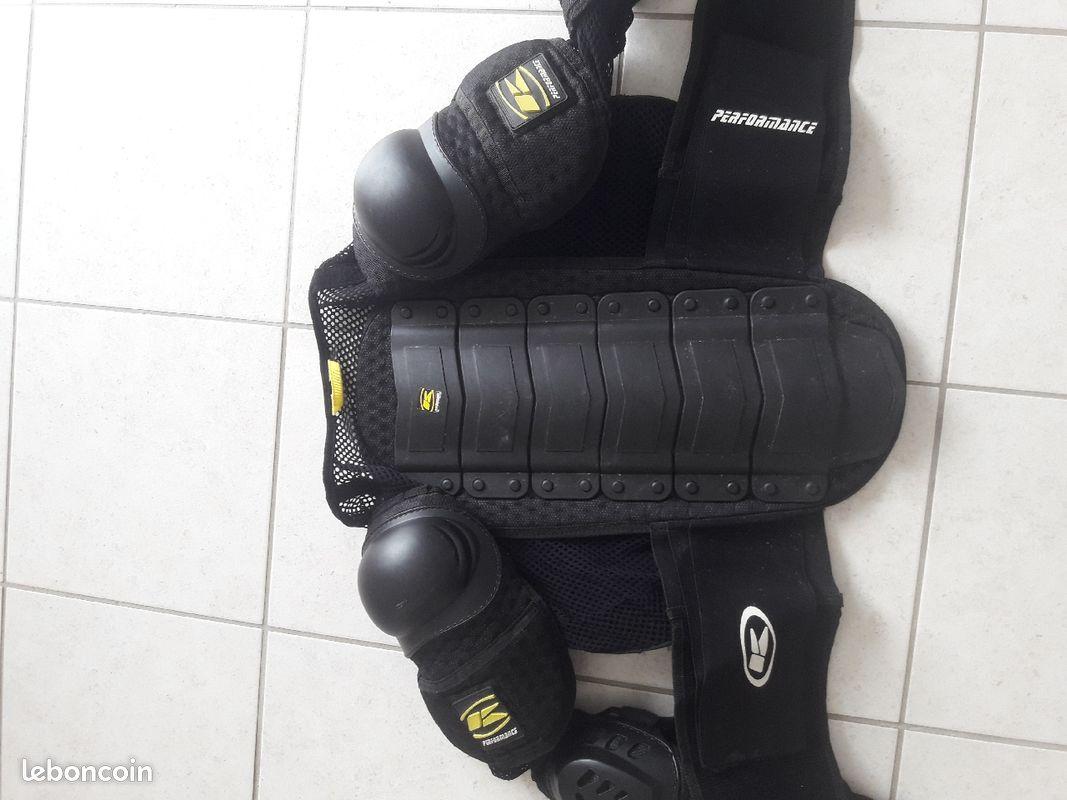 Protection bmx