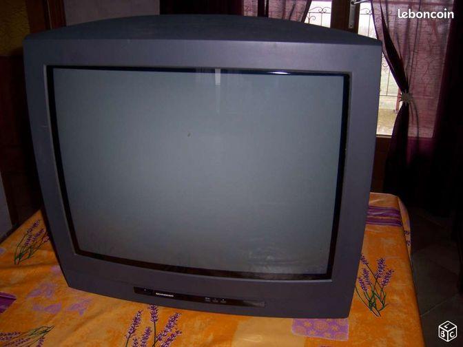 T l viseur d 39 appoint image son dr me - Le bon coin televiseur ...