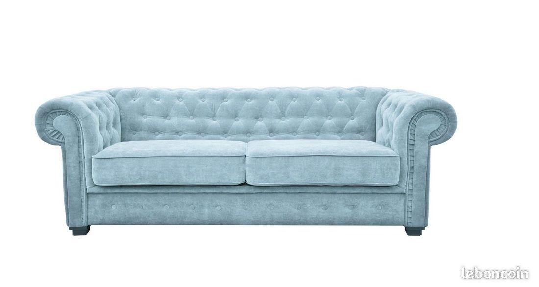 Canapé chesterfield imperial neuf