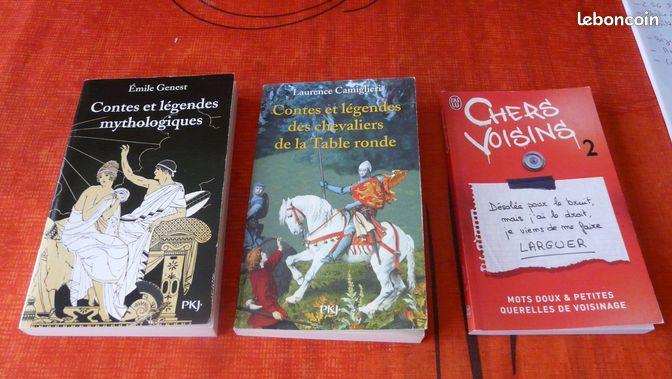 Livres de poche livres sarthe - Resume contes et legendes des chevaliers de la table ronde ...