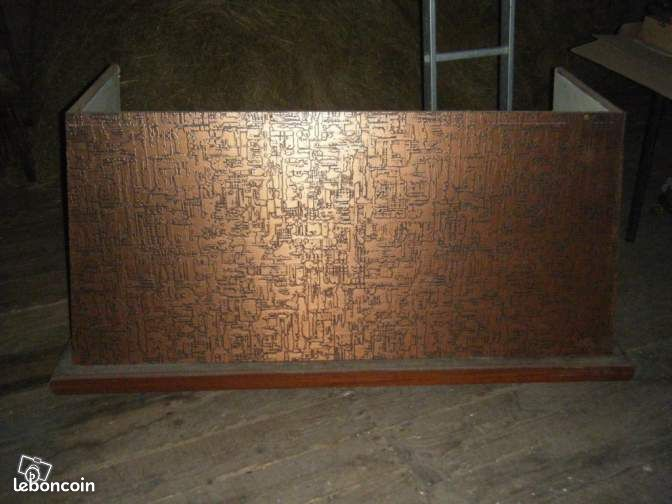 habillage de hotte aspirante feuille de cuivre bricolage gironde. Black Bedroom Furniture Sets. Home Design Ideas