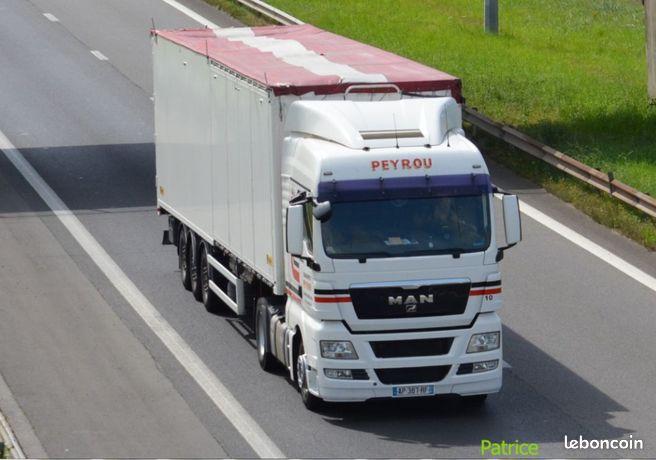 Chauffeur Routier SPL REGIONAL OU NATIONAL (H/F)