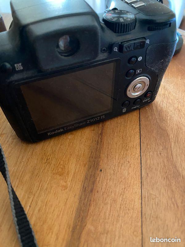 Koday easyshare z1012 is - appareil photo bridge