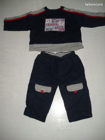 Survêtement neuf ( pantalon et haut)