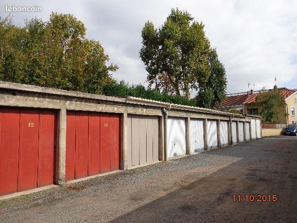 GARAGE quartier hôpital de Roanne